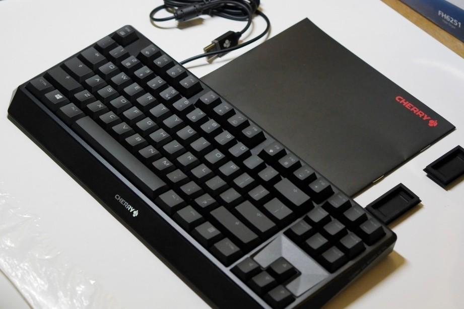 CHERRY机械键盘信仰1.0驾到,你充值了吗