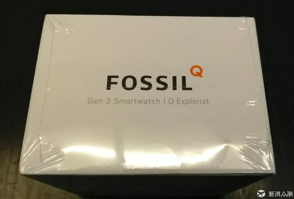 精致设计 摩登科技—Fossil Q智能手表体验_新浪众测