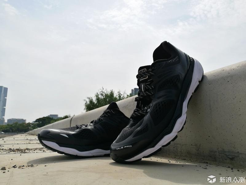 让脚步更坚毅,必迈42K跑鞋评测_新浪众测