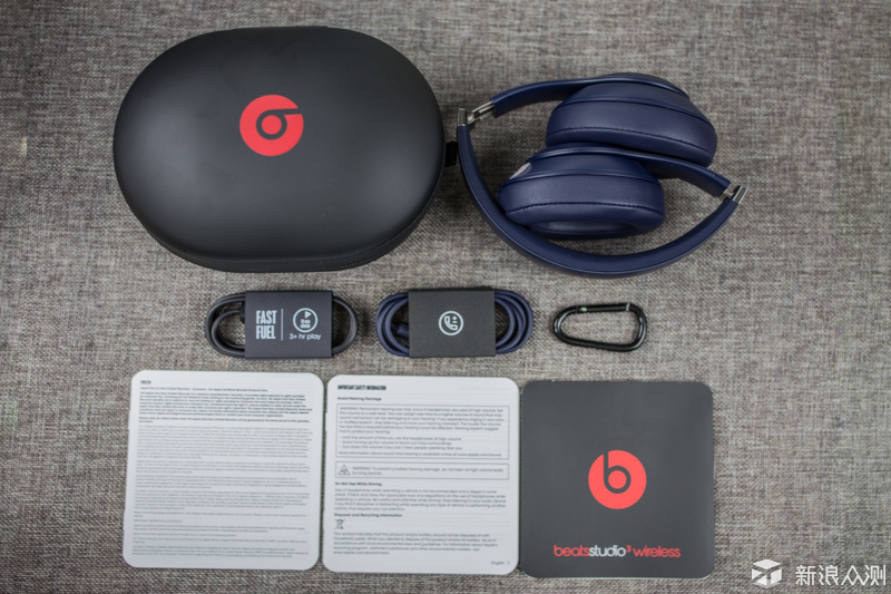 B侧出了好声音!Beats Studio3 Wireless体验_新浪众测