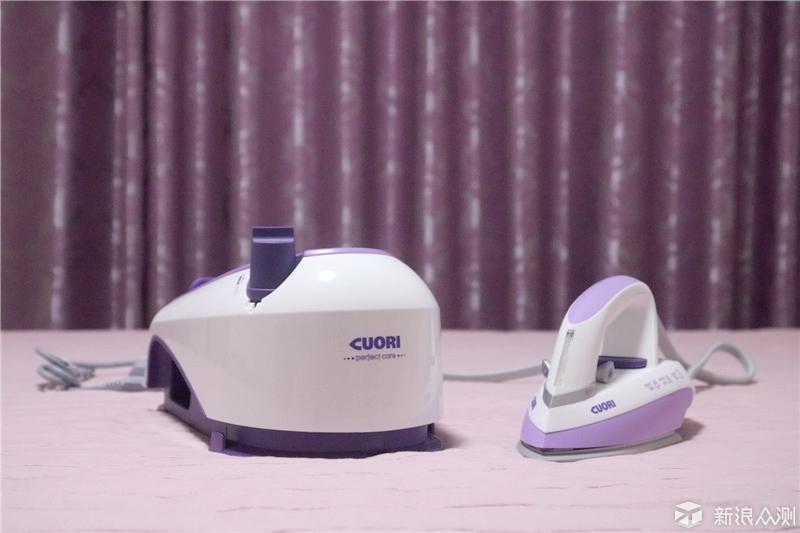 高档的卓力熨烫机带来更有逼格的烫衣新体验_新浪众测
