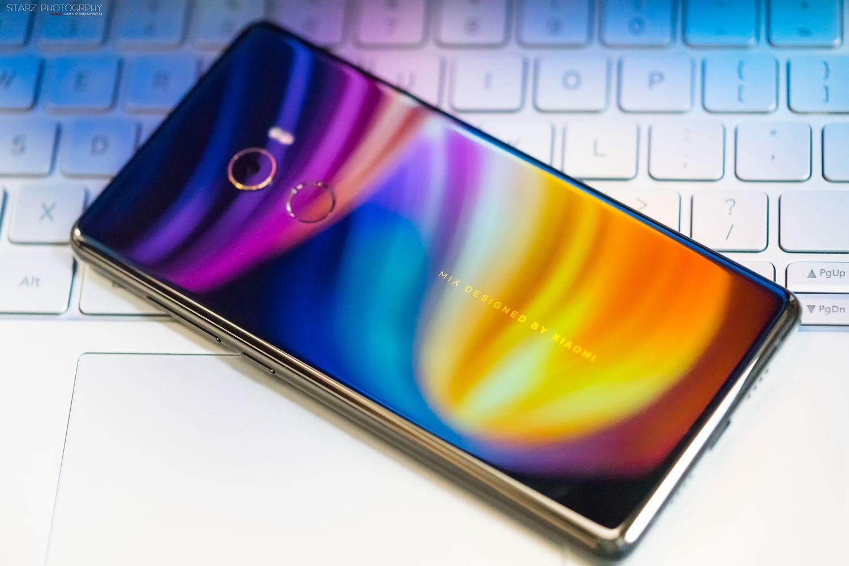 12月最值得入手的全面屏手机:我选小米MIX 2