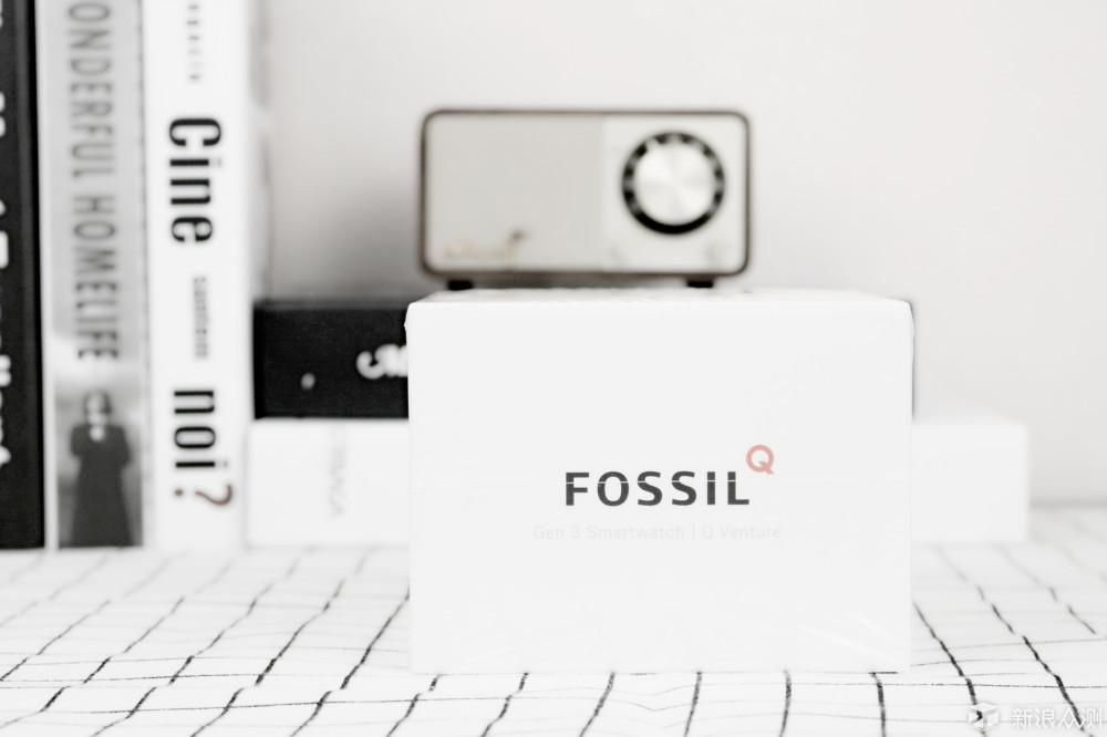 FOSSIL Q Venture智能腕表体验:智能和时尚的_新浪众测