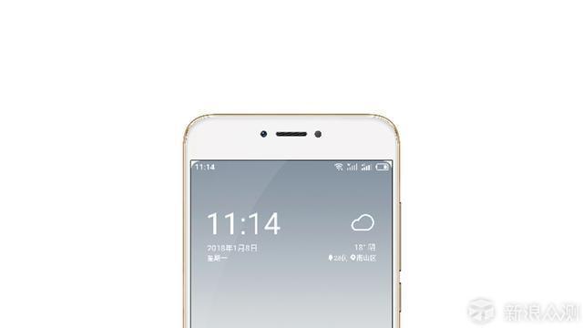 Android 手机也能体验iPhone X全面屏交互_新浪众测