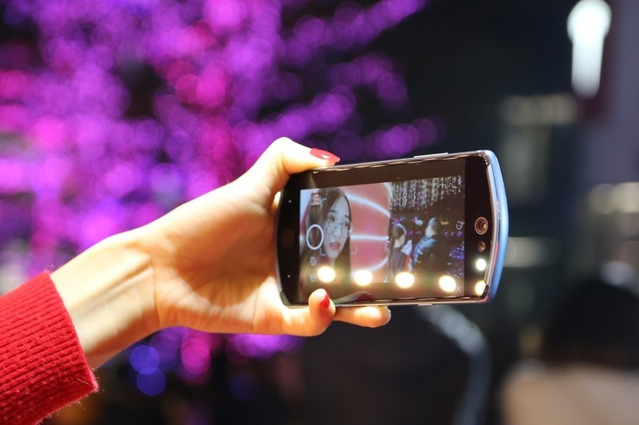 多图预警,女生眼中的美图手机是怎么样的?
