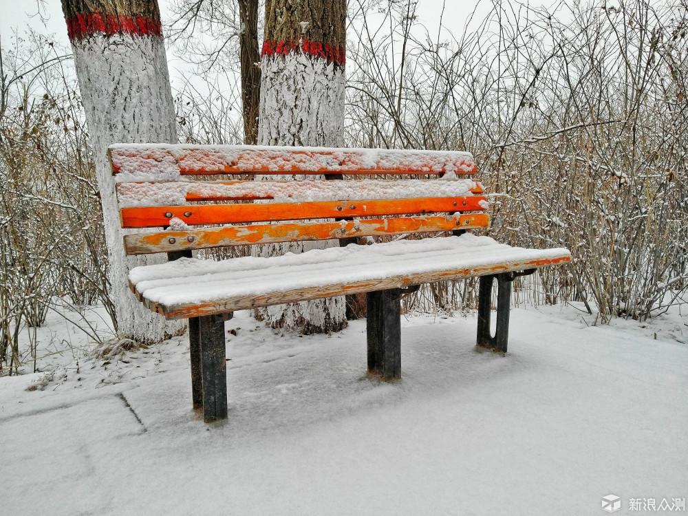 2018原州第一场雪,我用坚果Pro2记录古雁雪景_新浪众测