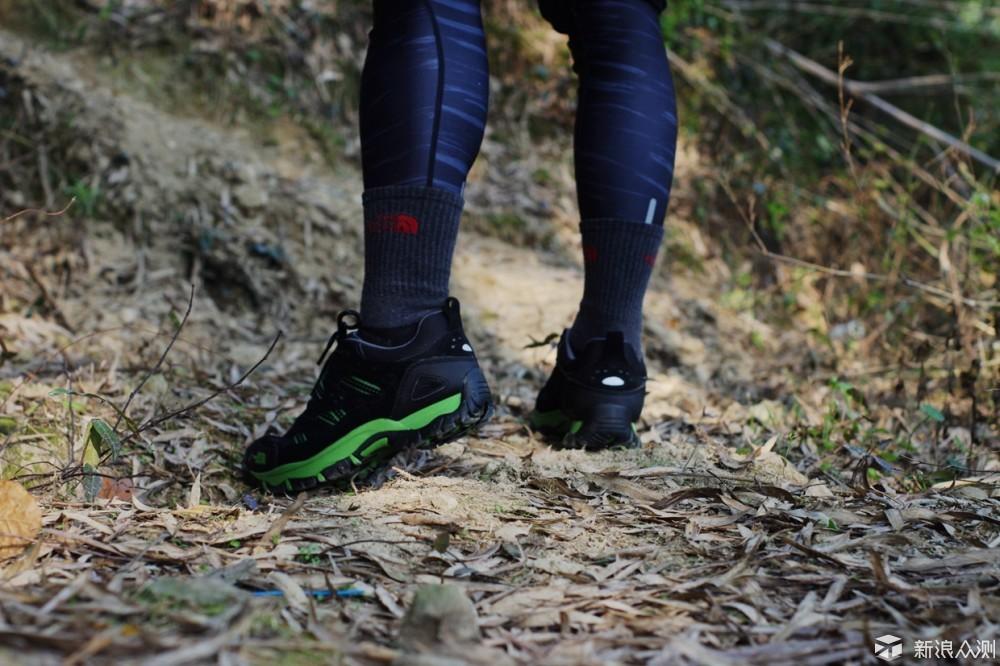 山地坦克——The North Face 徒步登山鞋实测_新浪众测