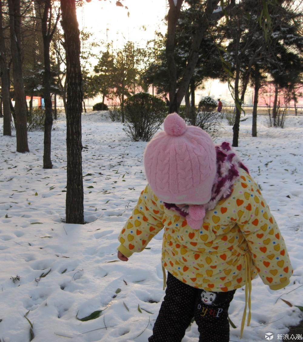 喜欢雪地里踩在上面咯吱咯吱的感觉_新浪众测