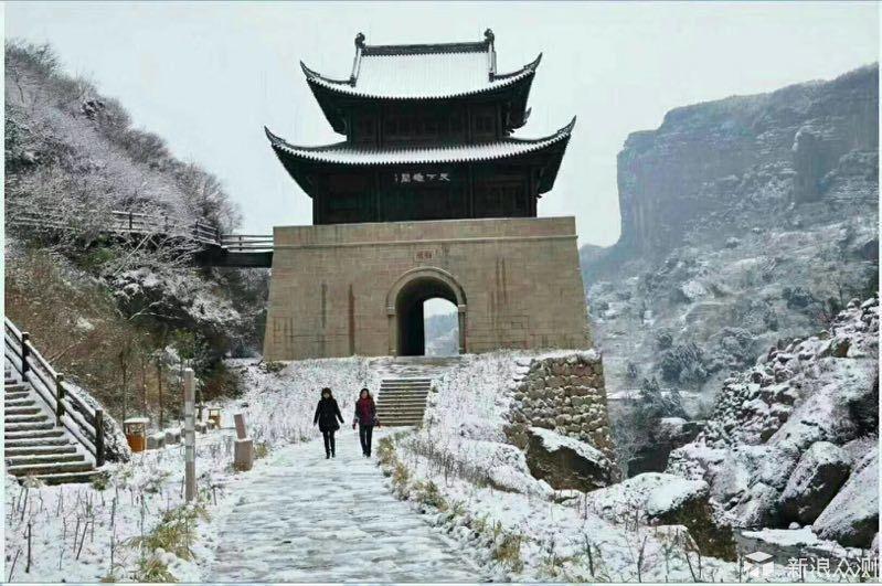 朋友给我说,四川广元也下雪了_新浪众测