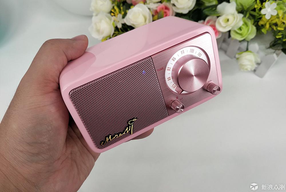 不受女生喜欢的复古收音机不是时尚的好音箱_新浪众测