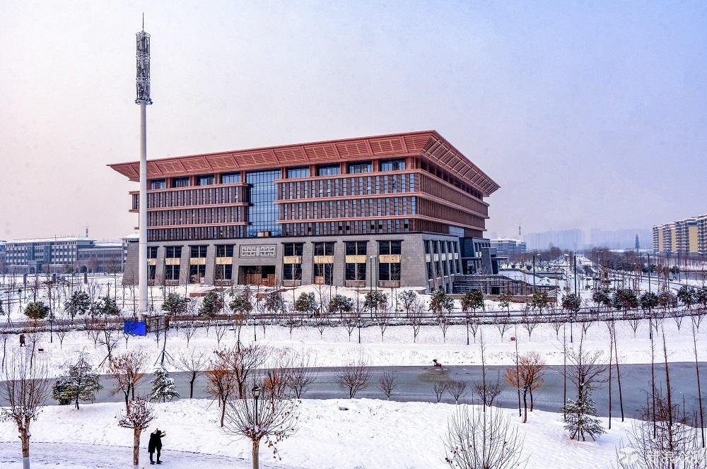 一年四季冬不语,最是雪天造化奇!!!_新浪众测
