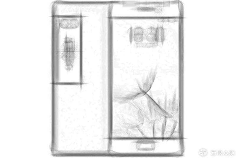 手绘轮廓线——那些经典的手机设计_新浪众测