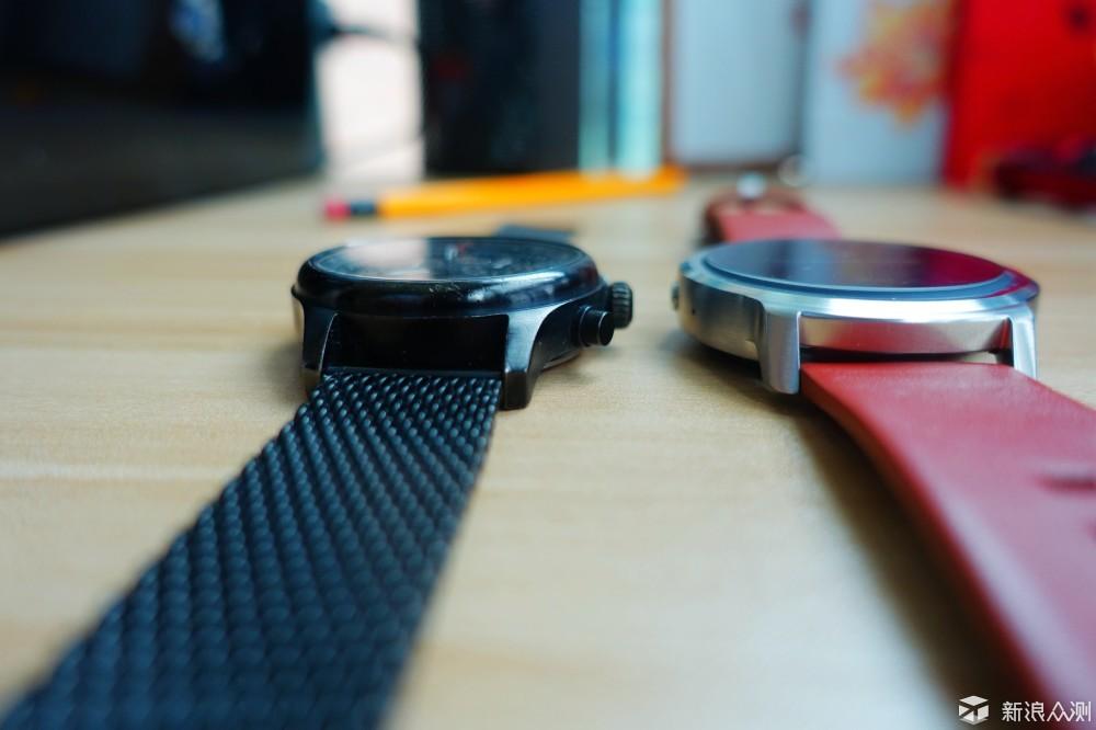 初入智能穿戴—永远充不满电的Ticwatch一代_新浪众测