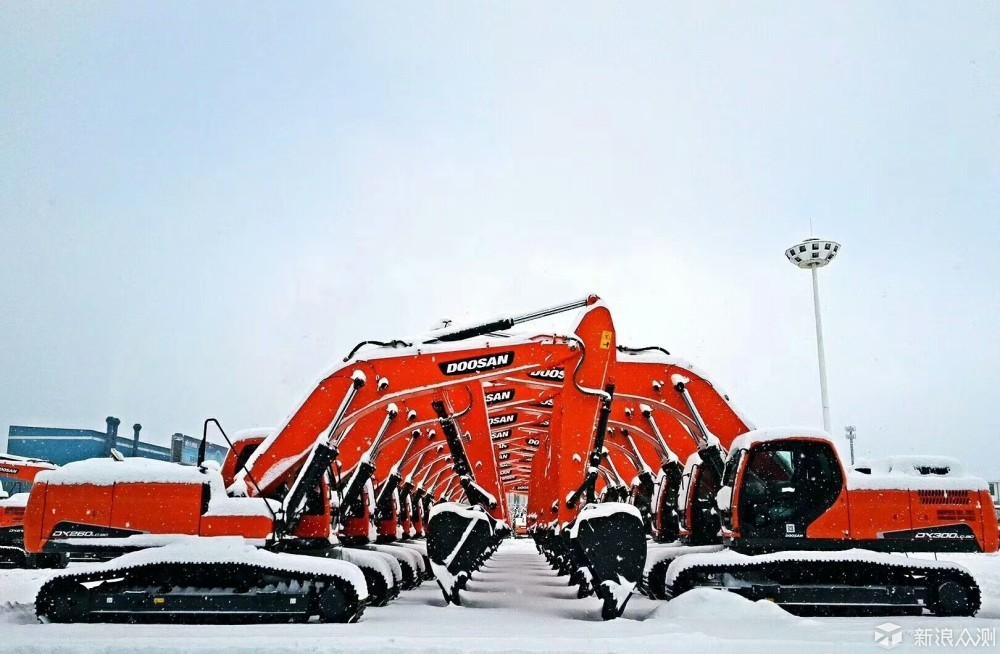 公司雪景一张,白里透红与众不同_新浪众测