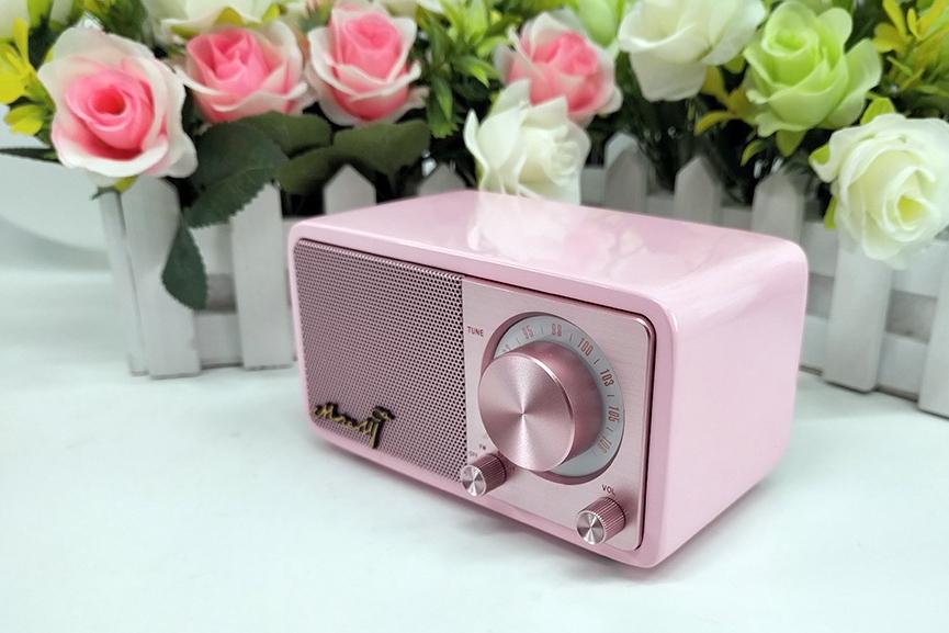 不受女生喜欢的复古收音机不是时尚的好音箱