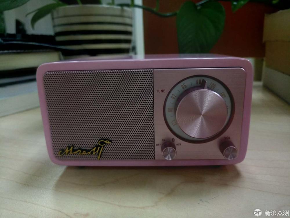 """可能是史上最适合送女性朋友的""""收音机""""_新浪众测"""