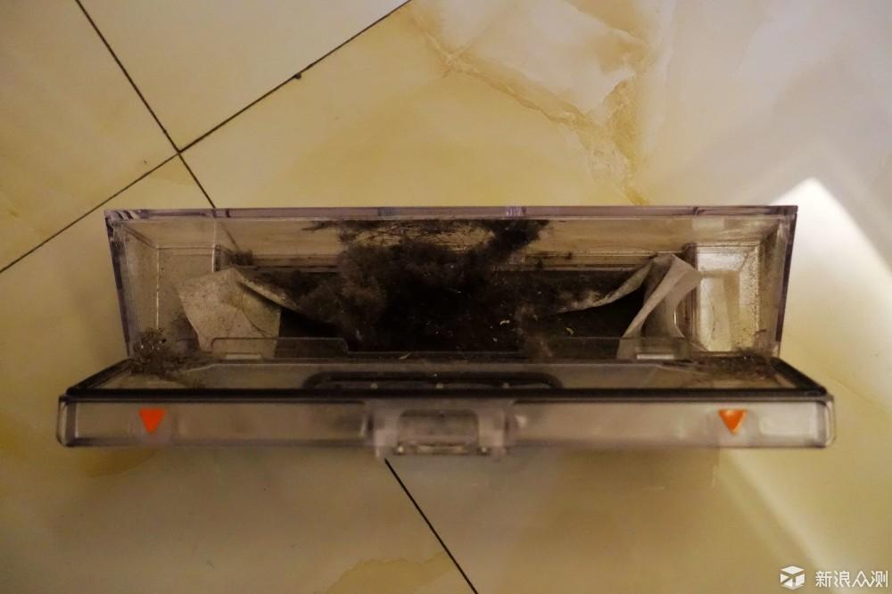 扫地机器人:跟在小米扫地机后面看它是怎么工作_新浪众测
