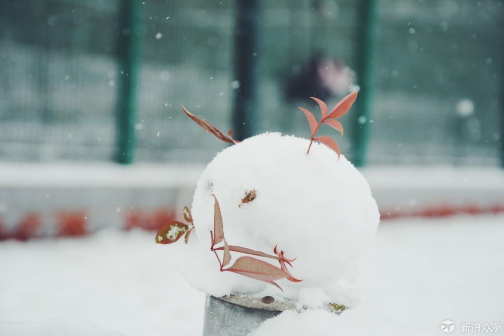 下雪了_新浪众测