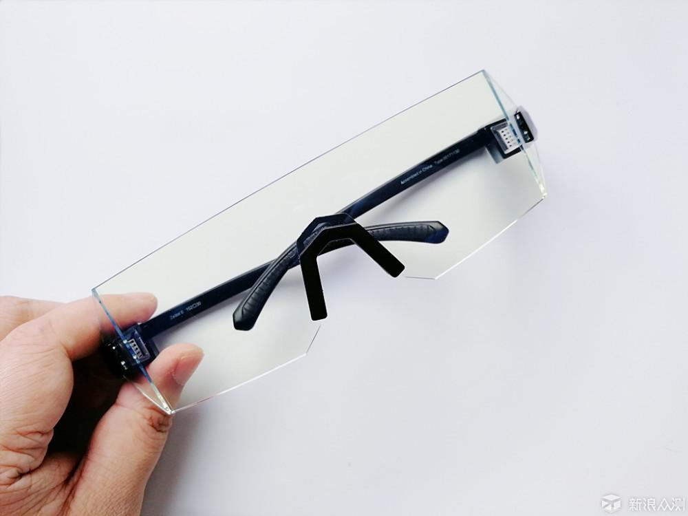 防蓝光,防干涩,保护双眼就用它—Zedot眼镜_新浪众测