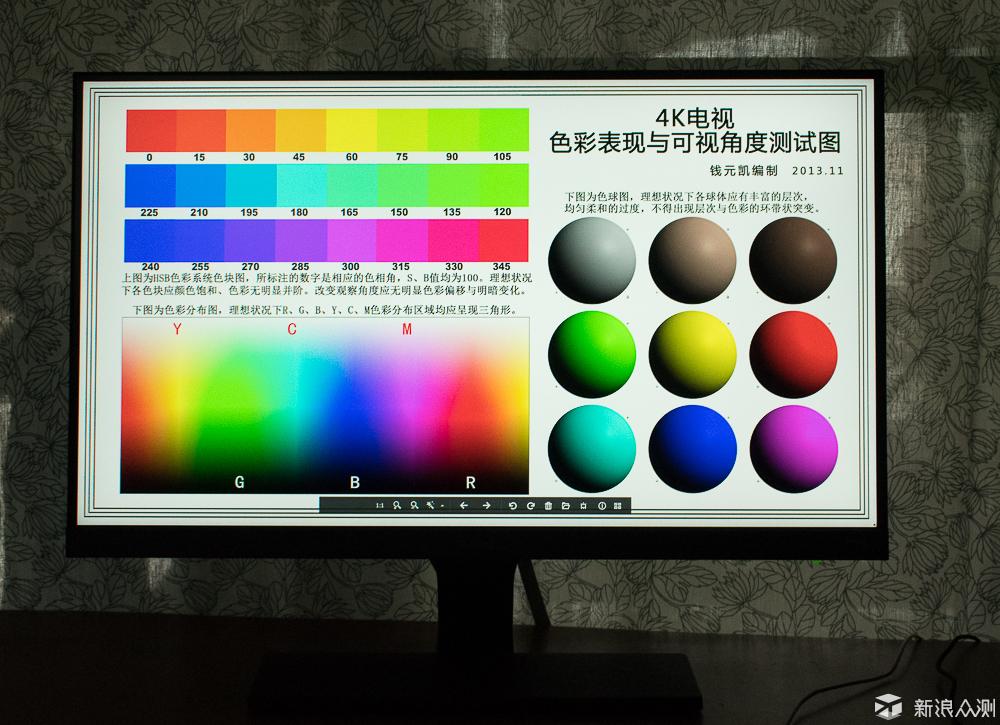 智慧调光爱眼,自然生动色彩,明基EW277HDR体验_新浪众测