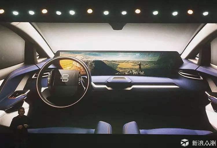 让汽车成为下一个终端--谈谈拜腾首款电动SUV_新浪众测