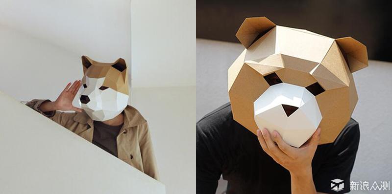 自己动手做一个泰迪熊面具是一种怎样的感受?_新浪众测