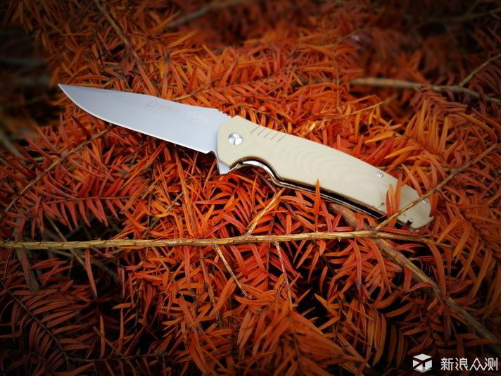 迪克鲨鱼战术刀—你手中的切割砍刺利器_新浪众测