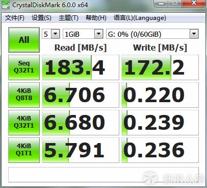 金属质感、快如闪电,台电幻影X 64G U盘测评_新浪众测