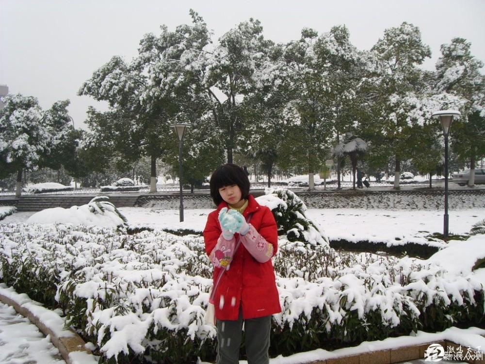 欣赏雪景_新浪众测