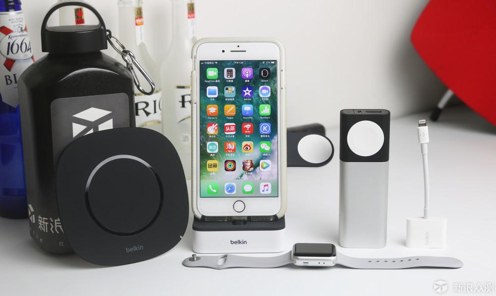 解决苹果用户充电困扰,Belkin配件套装体验_新浪众测