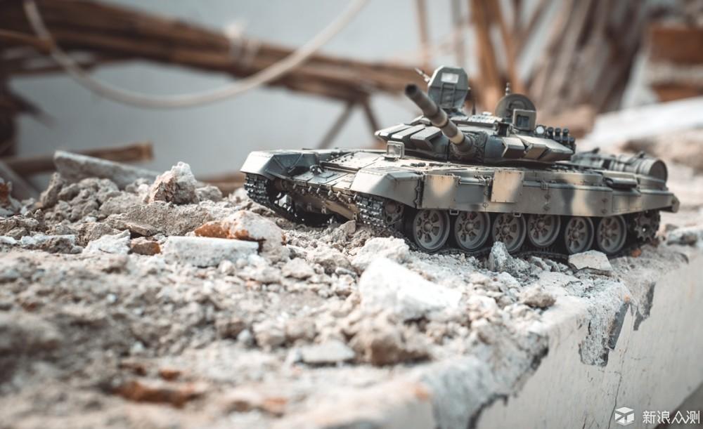 模型就像初恋,熟悉又陌生:MENG T-72B3坦克_新浪众测