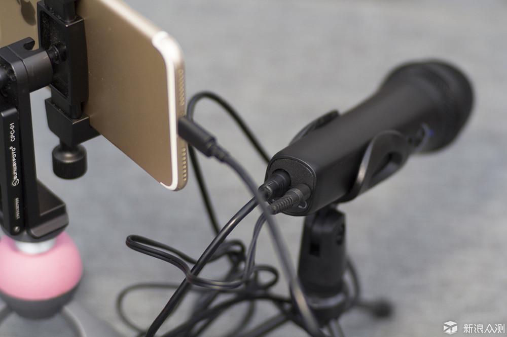 iRig Mic HD 2体验评测 数字电容话筒出声不凡_新浪众测