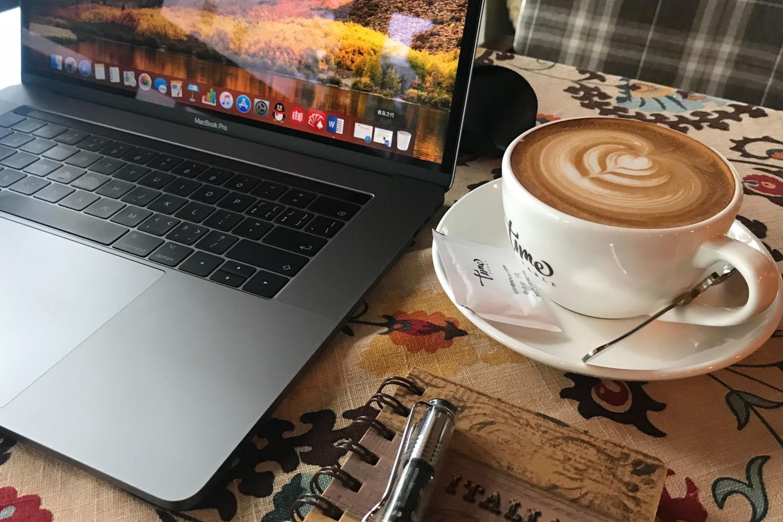 我的新生产力工具:2017款MacBookPro 15.4