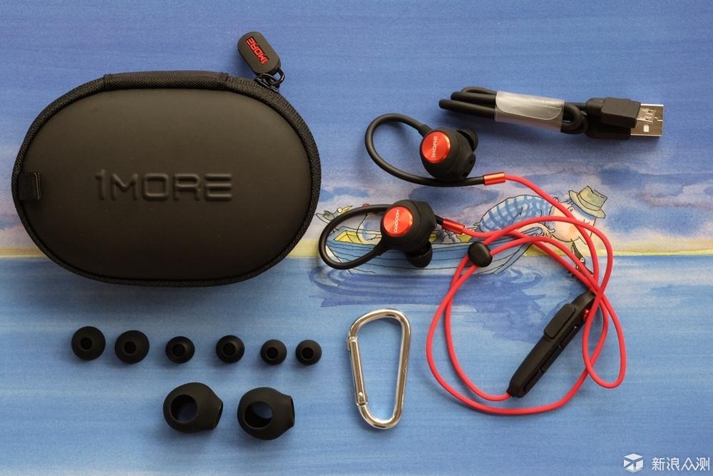 咕咚×1More,能监测心率智能的运动蓝牙耳机_新浪众测