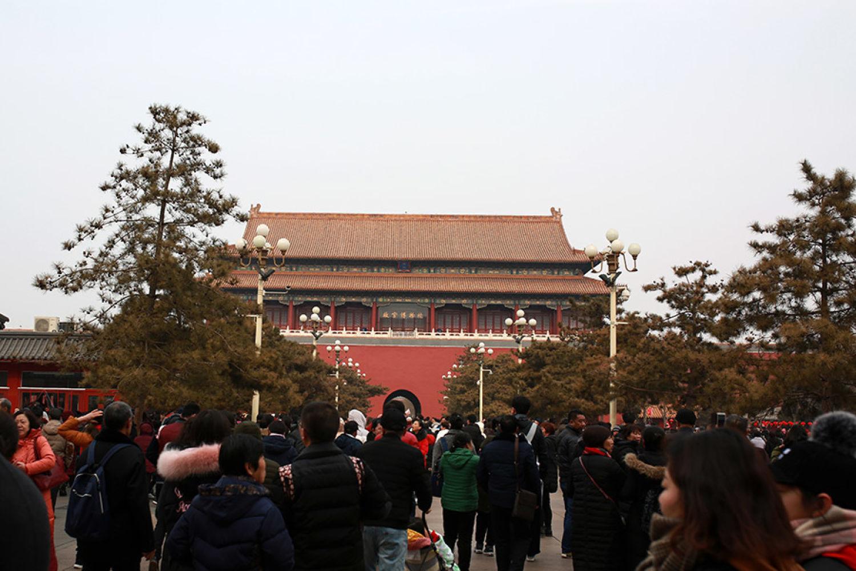 春节留守北京  游玩天安门攻略