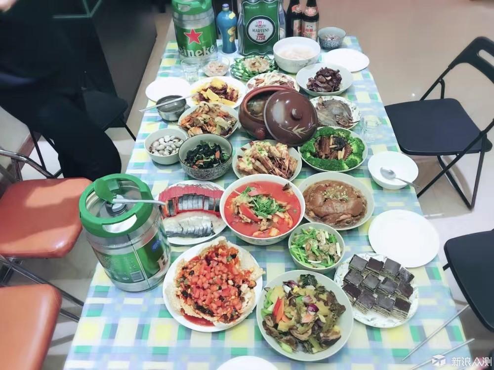 年夜饭必备满桌_新浪众测