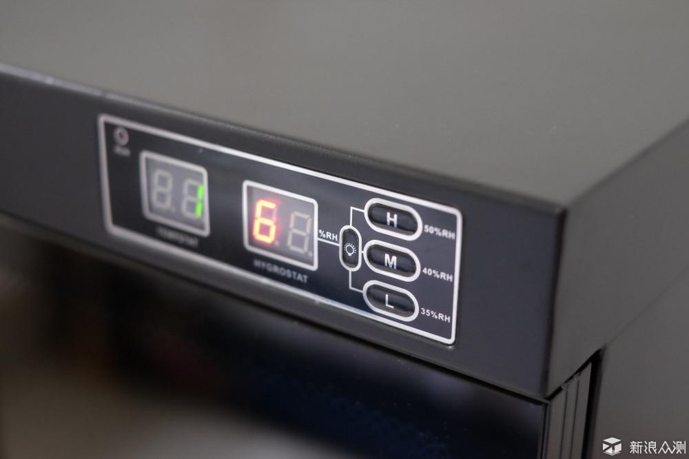 EIRMAI 锐玛 电子防潮箱 25L升级款 开箱评测_新浪众测