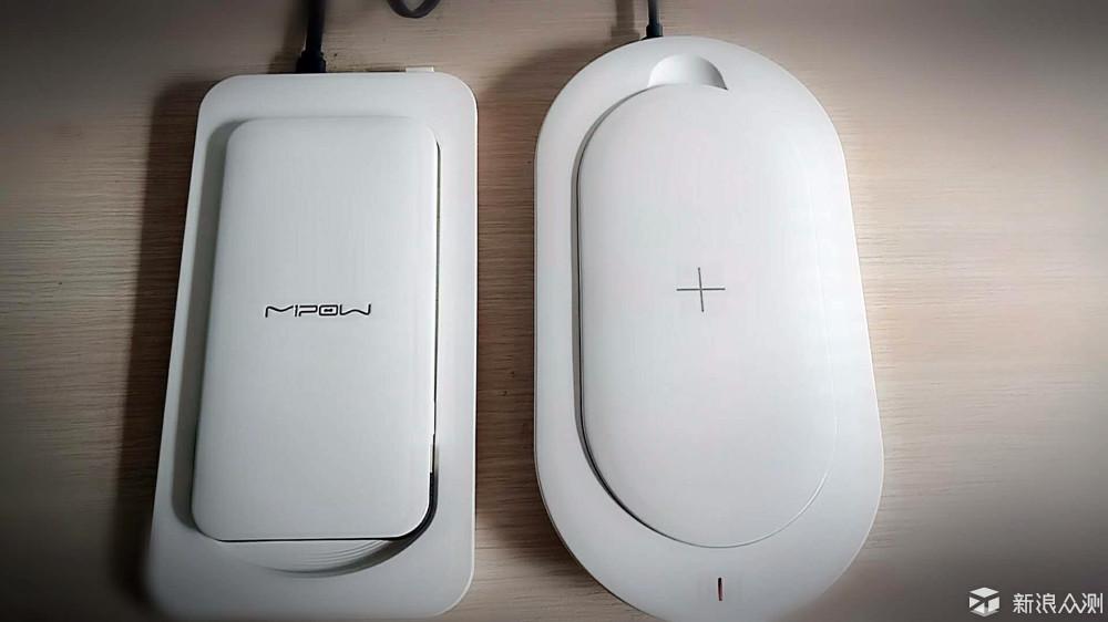 "MIPOW无线便充宝""X和CUBE5000对比测评_新浪众测"