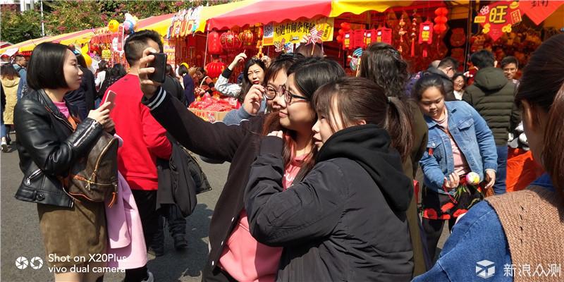 用手机的镜头带你抢先看2018广州天河花市_新浪众测