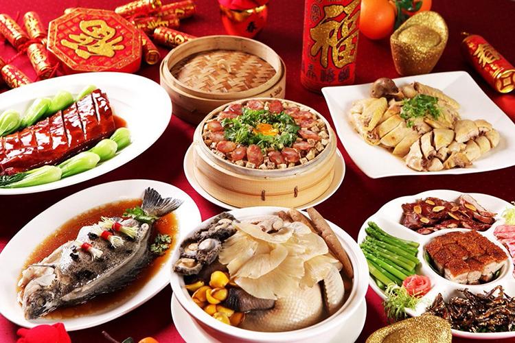 说说你们家乡春节的特色菜