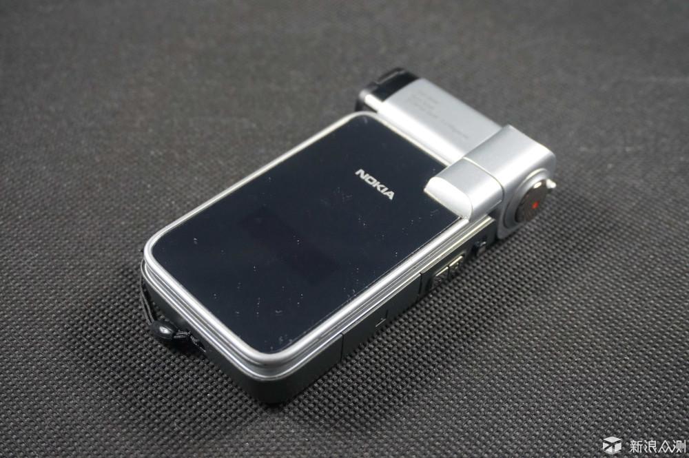 巅峰巨作,无问西东:诺基亚N93i机怀旧报告_新浪众测