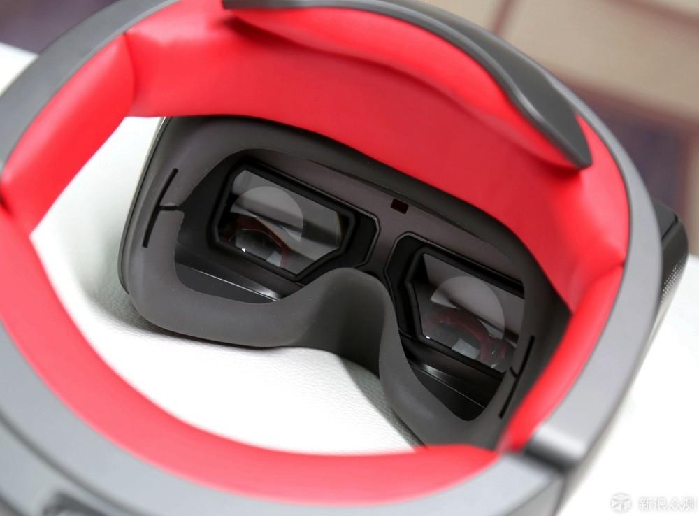 更刺激的沉浸式飞行体验—DJI 飞行眼镜竞速版_新浪众测