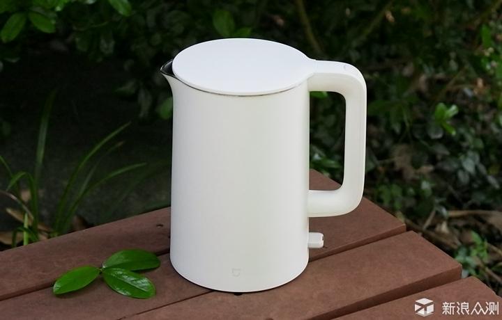 小米电水壶体验:做生活中的艺术品_新浪众测