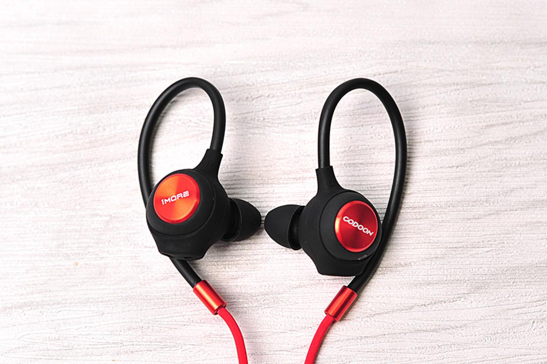 咕咚×1More蓝牙耳机,健康运动的私人教练