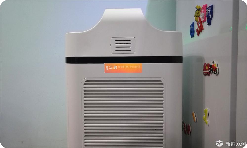 秒速五米的快感丨昂吉EK900双效净化器体验_新浪众测