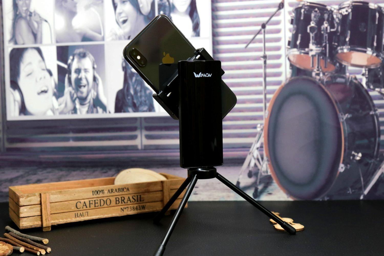 简单 便携 视频随心拍——Wewow S1手机稳定器