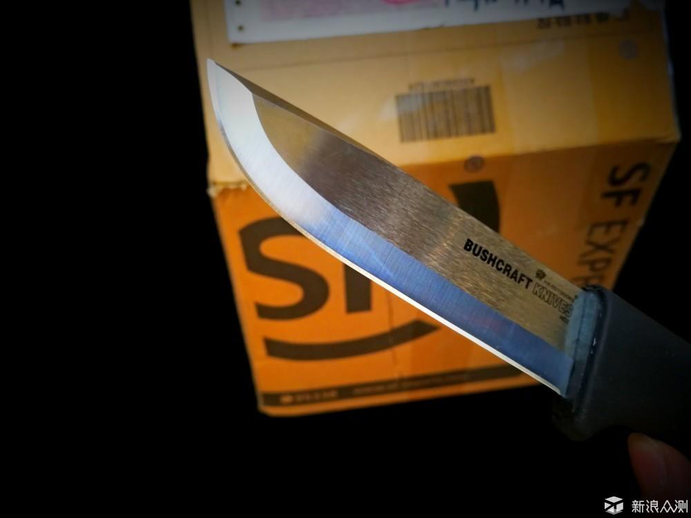 男人要有把刀!— 汉道生存大师2代直刀评测_新浪众测