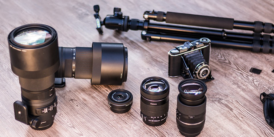 摄影穷三代  要不断升级的六大装备