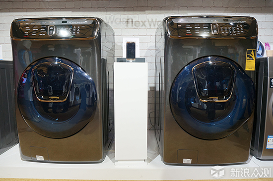 通过AWE2018 一览洗衣机趋势_新浪众测