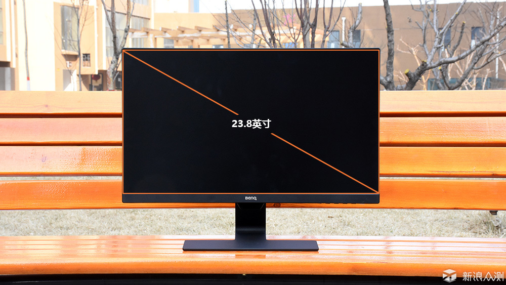 极简收纳,智慧调光丨明基GW2480显示器体验_新浪众测